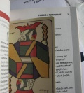 Andrizzle's Joker card inside language book